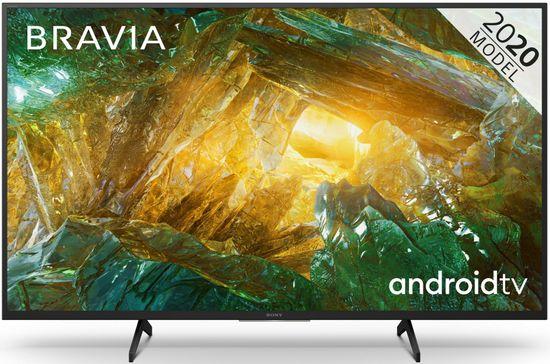 Sony 4K KD-49XH8096 televizor, Smart TV