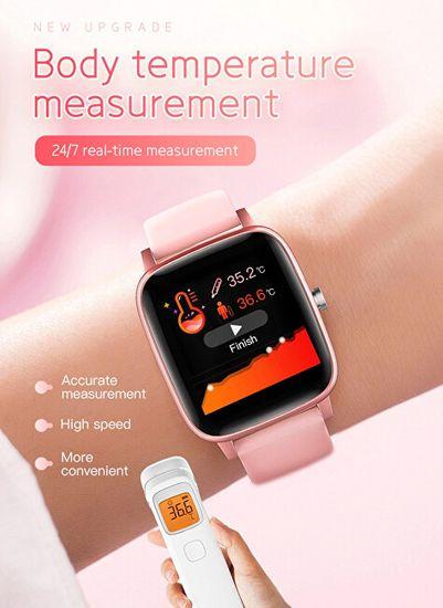 Wotchi Smart Watch s teploměrem WT30B