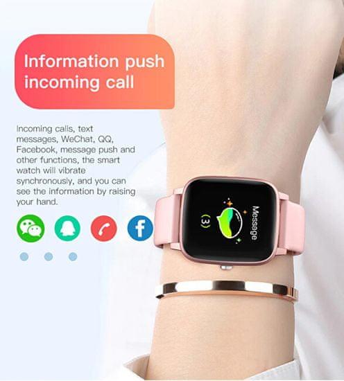 Wotchi Smart Watch s teploměrem WT31P