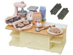 Sylvanian Families kuhinjsko otoško pohištvo z dodatki 5442