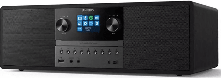 Philips TAM6805/10, černá