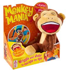 Monkey Mania družabna igra FB631MAY06CAR