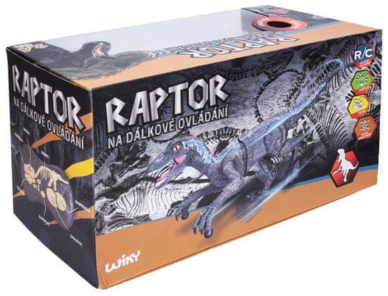 Wiky Raptor RC 45 cm - zánovní