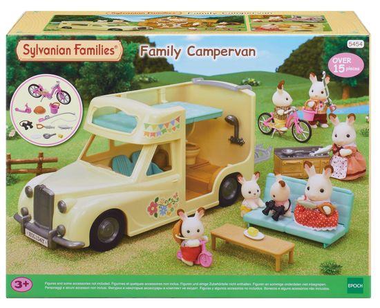 Sylvanian Families družinska avtodom 5454
