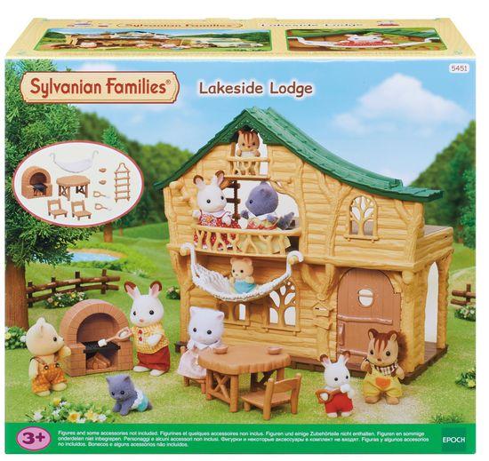 Sylvanian Families brunarica s pohištvom 5451