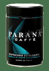 Paraná caffé Espresso Italiano 250 g bezkofeinová káva