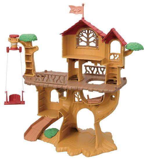 Sylvanian Families Dobrodružný dům na stromě 5450