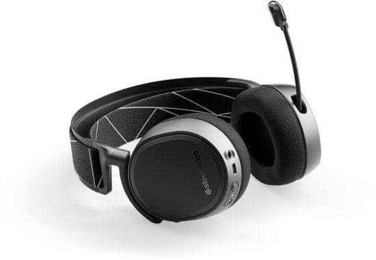 SteelSeries Słuchawki Arctis 9, czarne (61484)