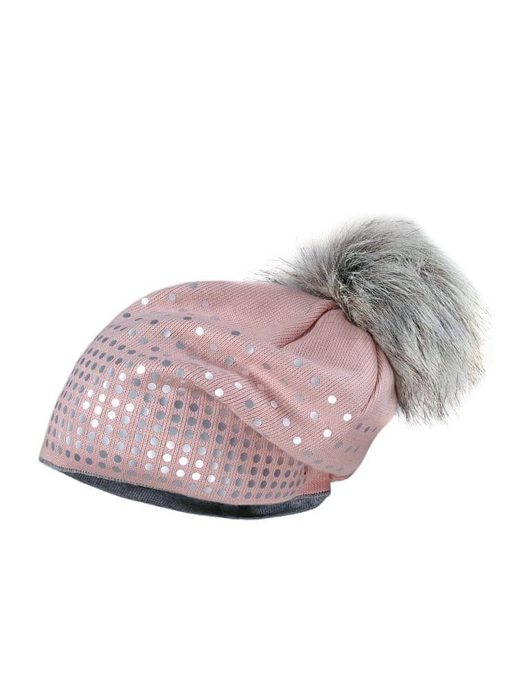 Maximo dívčí dívčí čepice růžová 55