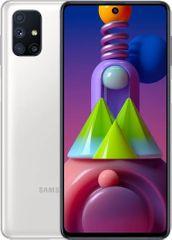 Samsung smartfon Galaxy M51, 6GB/128GB, White
