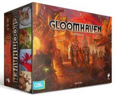 Albi gra Gloomhaven