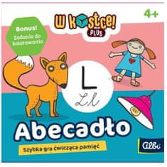 Albi W kostce! AlfabetUS