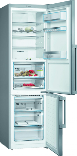 Bosch KGF39PIDP hladilnik, kombinirani
