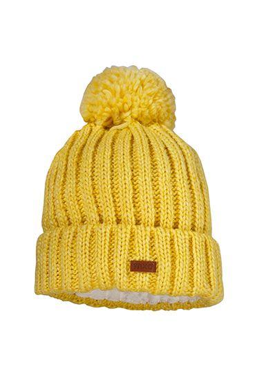 Maximo pletena kapa za djevojčice s coflekom