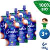 Salvest Smushie BIO Ovocné smoothie s čiernou ríbezľou, kokosovým mliekom a chia semienkami (6x 170 g) EXPIRÁCIA 09/2021