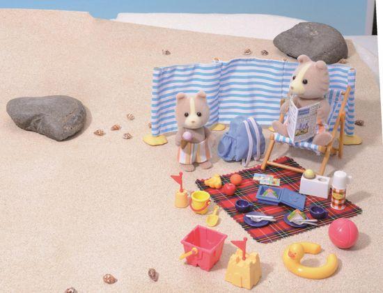 Sylvanian Families Medvjedi na plaži 4870