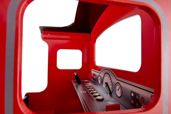 Hape Hrací stôl Mašinka E9276