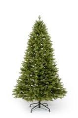ArtTree Umelý vianočný stromček- Jedľa 3D exclusive 220cm