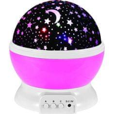 Alum online Projektor hvězdné oblohy - DELUXE