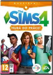 EA Games PC The Sims 4 - Hurá do práce