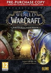 Blizzard PC World of Warcraft: Battle for Azeroth PP Box