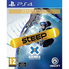 Ubisoft PS4 Steep X Games Gold Edition