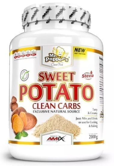 Amix Nutrition Sweet Potato 1000g