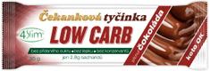 4Slim Low Carb čekanková tyčinka 35g kokos
