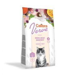 Calibra Cat Verve GF Indoor & Weight Chicken 750 g NEW