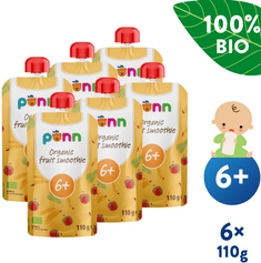 Salvest Põnn BIO Ovocné smoothie s ananasem Expirace 5/2021