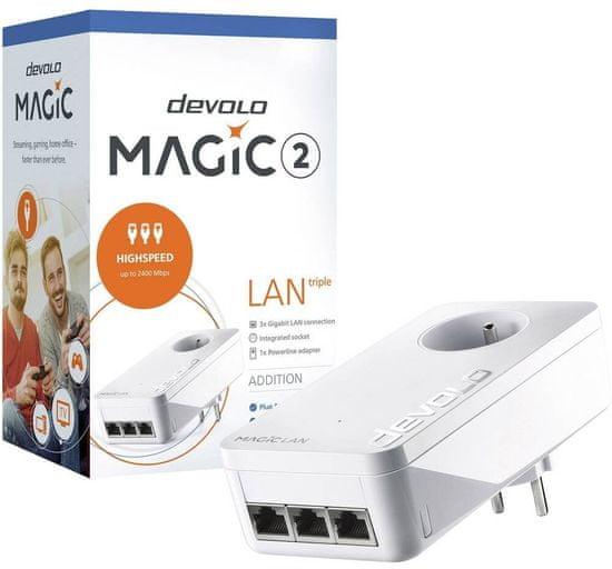 DEVOLO Magic 2 LAN triple Starter Kit (8514)