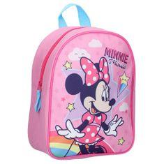 "Vadobag Otroški nahrbtnik ""Minnie Mouse - Stars and Rainbows"" - roza"