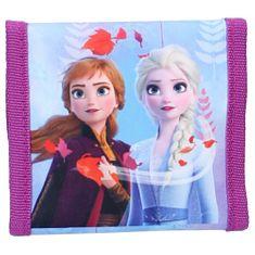 """Vadobag Otroška tekstilna denarnica """"Frozen II"""" - violična"""