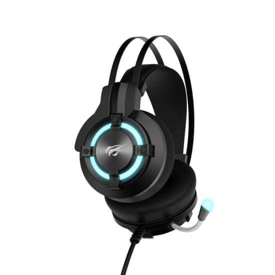 Havit Gamenote slušalke z mikrofonom (HV-H2212d)