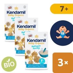 Kendamil Detská bio organická viaczrnná kaša 7+ (3x150 g)