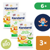 Kendamil Bezlepková bio organická ovocná kaše 6+ (150 g)