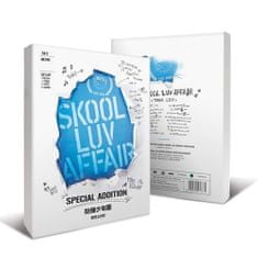 BTS: Skool Luv Affair (Special Edition) (3 disky) - 2x DVD+CD
