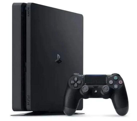 Sony PlayStation 4 Slim igralna konzola, 500 GB + FIFA 21 + DualShock 4