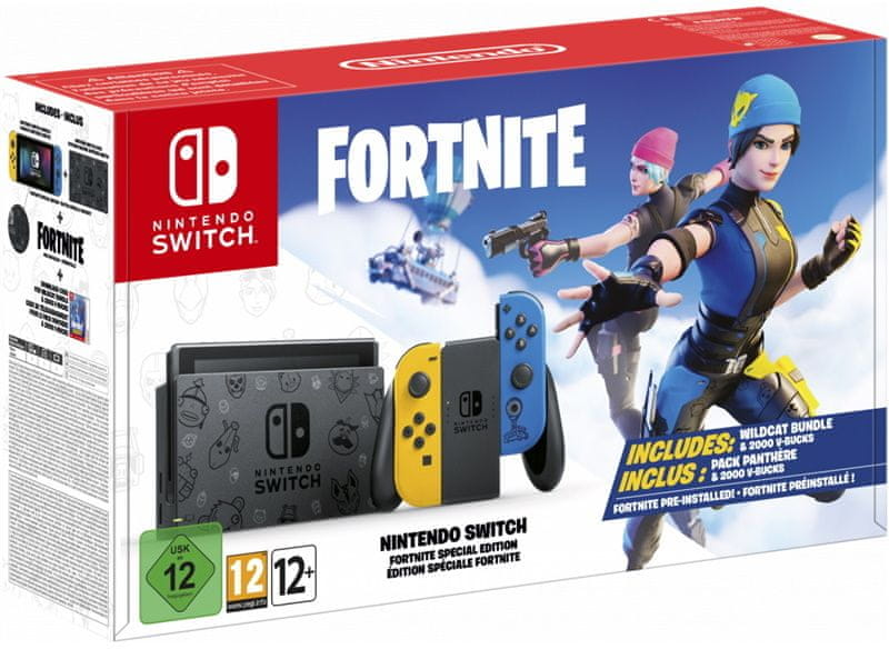 Nintendo Switch Fortnite Special Edition (NSH056)