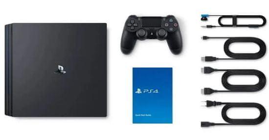 Sony PlayStation 4 Pro igralna konzola, 1 TB + FIFA 21 + DualShock 4
