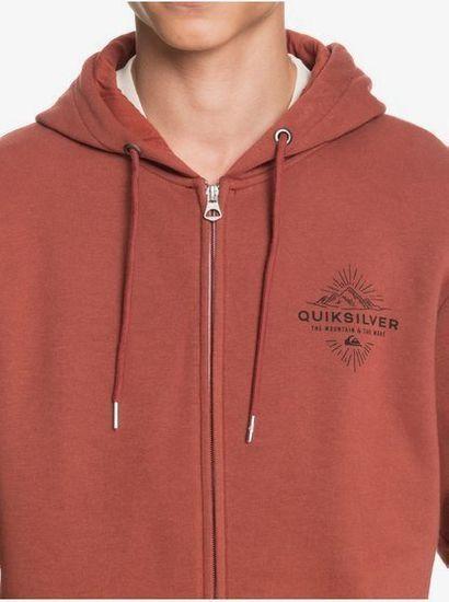 Quiksilver Moška majica Pred luči Zip Hood EQYFT04205-CQN0
