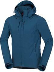 Northfinder Viktor moška softshell jakna, modra, M - Odprta embalaža
