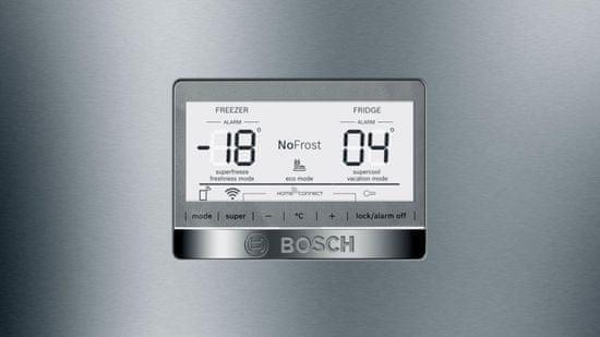Bosch chłodziarko - zamrażarka KGN86AIDP