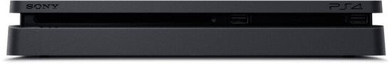 Sony PlayStation 4 Slim - 500GB, černá + Spider-Man + Horizon Zero Dawn + Ratchet & Clank (PS719391708)