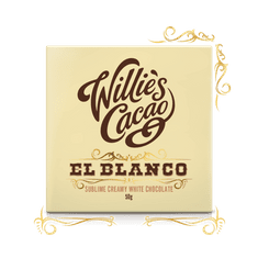 Willies Cacao  Čokoláda bílá EL BLANCO Venezuela, 50g