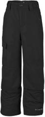 Columbia Y Bugaboo II Pant otroške zimske hlače, črne, XS