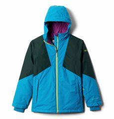 COLUMBIA kurtka dziewczęca G Alpine Diva Jacket niebieska M