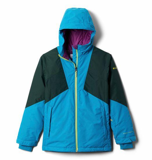 Columbia G Alpine Diva Jacket dekliška bunda