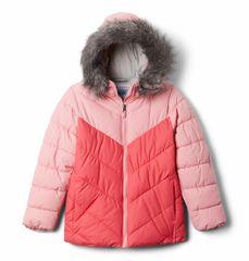 Columbia dívčí bunda G Arctic Blast Jacket růžová XXS