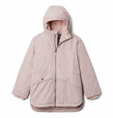 COLUMBIA kurtka dziewczęca G Porteau Cove Mid Jacket różowa M